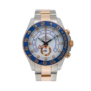 Rolex Rolex Yacht-Master II 116681 44MM White Dial With Two Tone