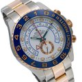 Rolex Rolex Yacht-Master II 116681 44MM White Dial With Two Tone Image 2