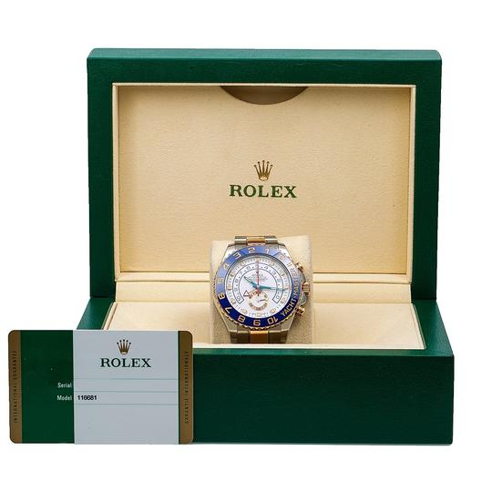 Rolex Rolex Yacht-Master II 116681 44MM White Dial With Two Tone Image 5