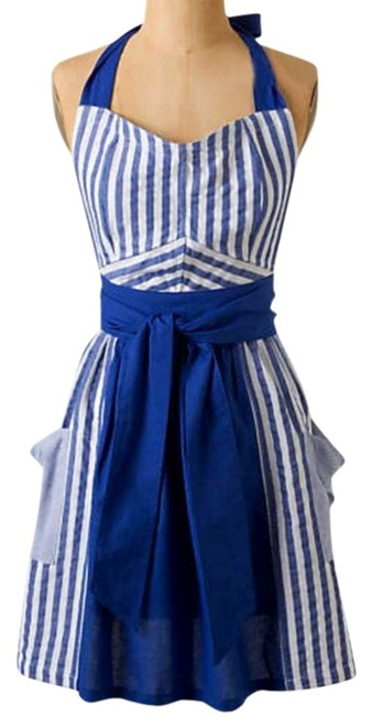 Preload https://img-static.tradesy.com/item/25367480/anthropologie-blue-motif-striped-apron-not-a-short-casual-dress-size-os-one-size-0-0-650-650.jpg
