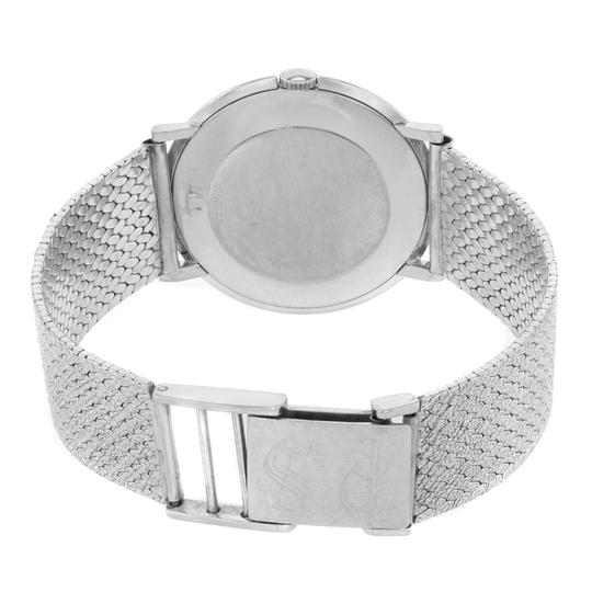 Jaeger-LeCoultre 33mm 14K White Gold Diamonds Hand Wind Ladies Watch Image 2