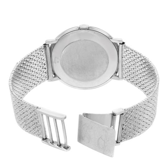 Jaeger-LeCoultre 33mm 14K White Gold Diamonds Hand Wind Ladies Watch Image 3