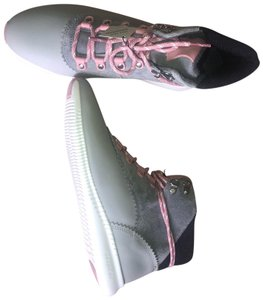 Cole Haan grey and pink Athletic