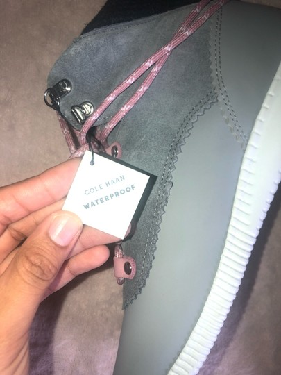 Cole Haan grey and pink Athletic Image 1