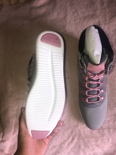 Cole Haan grey and pink Athletic Image 2