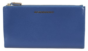 Burberry NEW Burberry Patent Leather CONSTANTINE Continental Wallet W/Zip