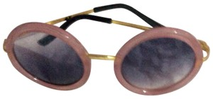 Nordstrom pink round nw sunglassses