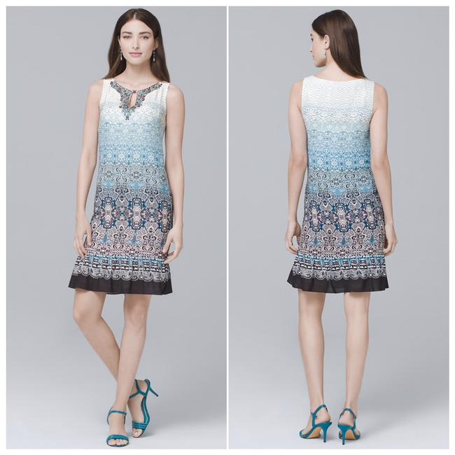 Preload https://img-static.tradesy.com/item/25367841/white-house-black-market-turquoise-embellished-neck-ombre-ruffle-shift-mid-length-workoffice-dress-s-0-0-650-650.jpg