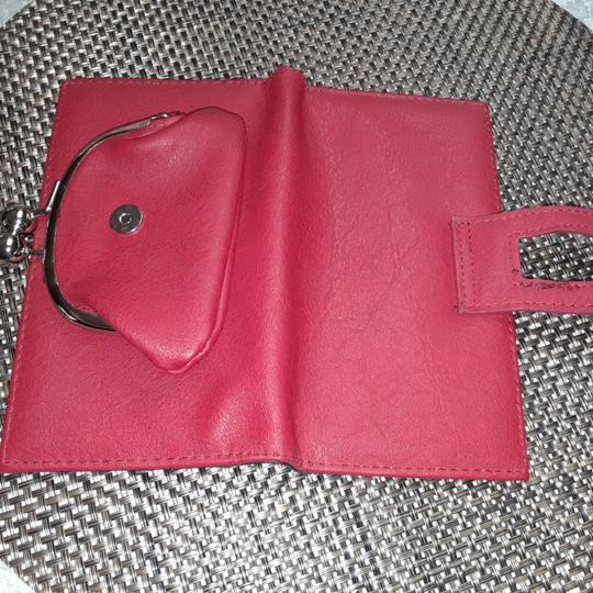 unknown Red Clutch Image 2
