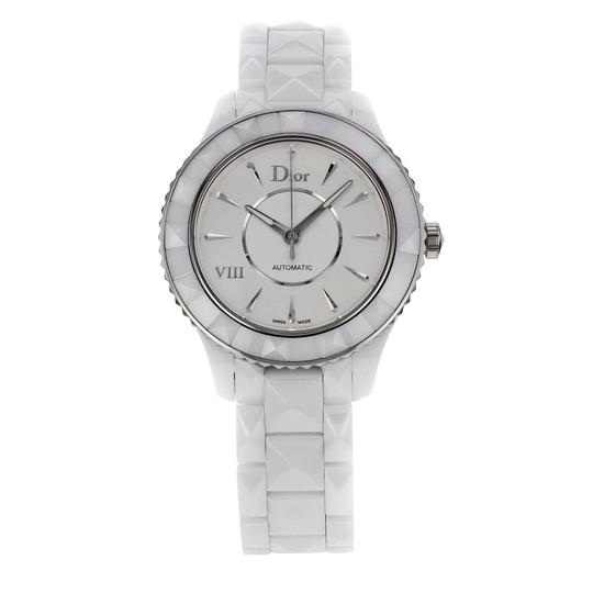 Christian Dior Christian Dior VIII Silver Dial Steel Ladies Watch CD1245E3C001 Image 0