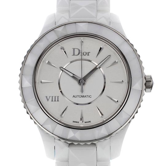 Christian Dior Christian Dior VIII Silver Dial Steel Ladies Watch CD1245E3C001 Image 1
