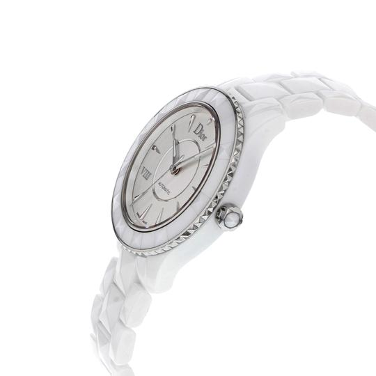 Christian Dior Christian Dior VIII Silver Dial Steel Ladies Watch CD1245E3C001 Image 2