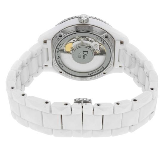 Christian Dior Christian Dior VIII Silver Dial Steel Ladies Watch CD1245E3C001 Image 3