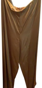 Other Flare Pants gold