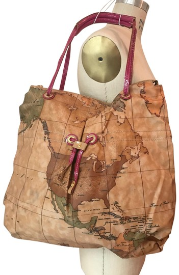 Preload https://img-static.tradesy.com/item/25368004/alviero-martini-t-classe-map-totebag-multicolor-brown-coated-canvas-and-leather-tote-0-1-540-540.jpg