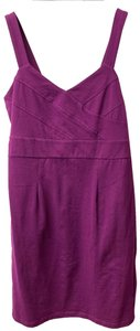 Xhilaration short dress purple on Tradesy