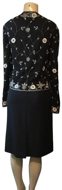 Preload https://img-static.tradesy.com/item/25368222/adrianna-papell-black-nwot-boutique-evening-set-mother-of-the-bride-church-evening-occasions-wedding-0-1-650-650.jpg