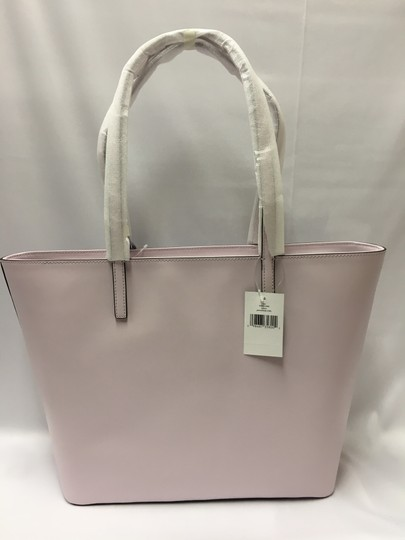 Kate Spade New With Tags Seton Drive Karla Kelsey Tote in Peony Blush Image 4