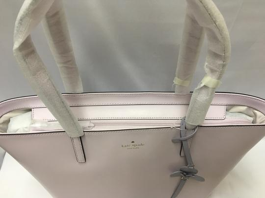 Kate Spade New With Tags Seton Drive Karla Kelsey Tote in Peony Blush Image 7