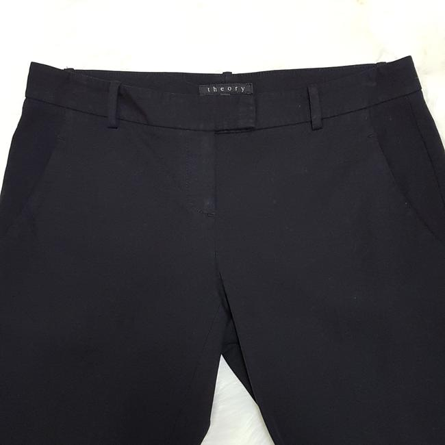 Theory Skinny Pants Black Image 2