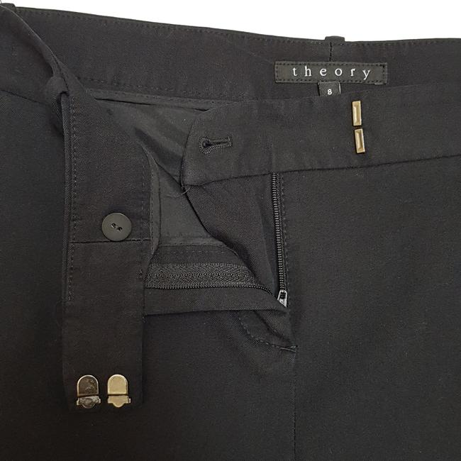 Theory Skinny Pants Black Image 3
