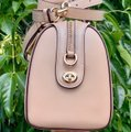 Coach Satchel in Light Khaki / Beechwood Image 2