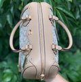 Coach Satchel in Light Khaki / Beechwood Image 3