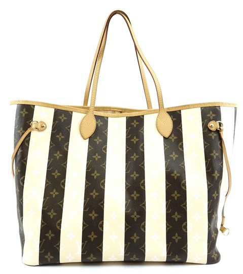 Preload https://img-static.tradesy.com/item/25368373/louis-vuitton-neverfull-29461-gm-tote-work-rare-limited-edition-rayures-monogram-coated-canvas-shoul-0-3-540-540.jpg