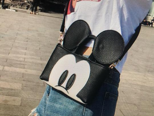 disney fashions boutique Cross Body Bag Image 3