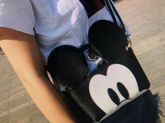 disney fashions boutique Cross Body Bag Image 5