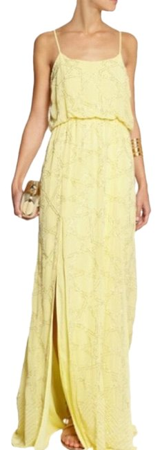 Preload https://item3.tradesy.com/images/needle-and-thread-yellow-formal-long-cocktail-dress-size-4-s-25368437-0-2.jpg?width=400&height=650