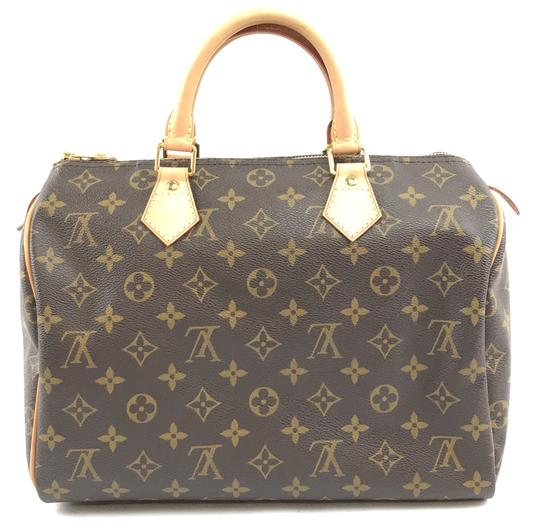 Preload https://img-static.tradesy.com/item/25368584/louis-vuitton-speedy-29483-30-boston-doctor-monogram-coated-canvas-satchel-0-1-540-540.jpg