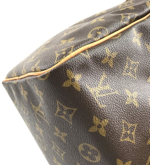 Louis Vuitton Lv Canvas Speedy 30 Satchel in Monogram Image 9