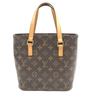 Louis Vuitton Monogram Vavin Tote Canvas Satchel in Brown