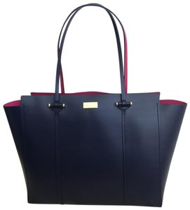 Kate Spade Annelle Arbour Hill Wkru3573 Tote in Blue