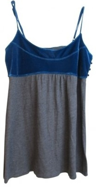 Preload https://item5.tradesy.com/images/free-people-royal-blue-and-gray-velvet-cotton-babydoll-tank-topcami-size-6-s-25369-0-0.jpg?width=400&height=650