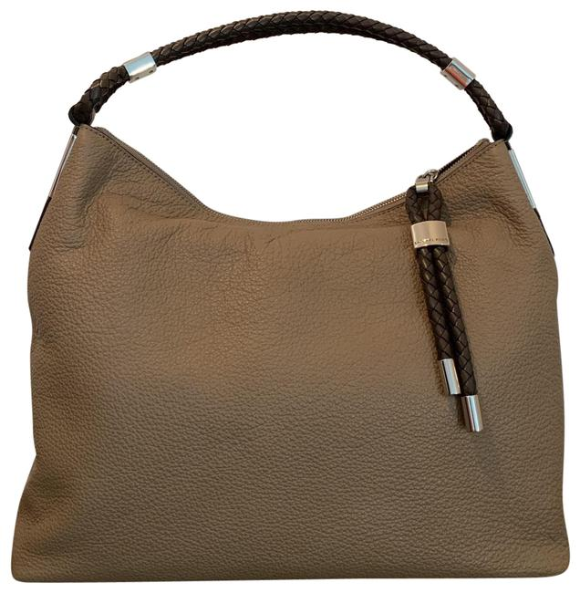 Item - Collection Skorpios Taupe Leather Hobo Bag