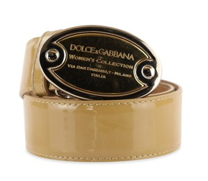Dolce&Gabbana patent leather