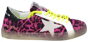 Golden Goose Deluxe Brand G34ws127.l3 Hysteric Glamour-Lemon Lace Athletic