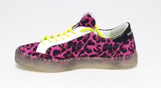 Golden Goose Deluxe Brand G34ws127.l3 Hysteric Glamour-Lemon Lace Athletic Image 1