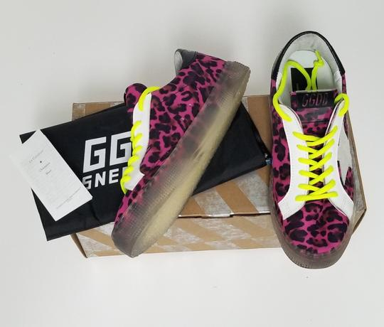 Golden Goose Deluxe Brand G34ws127.l3 Hysteric Glamour-Lemon Lace Athletic Image 5