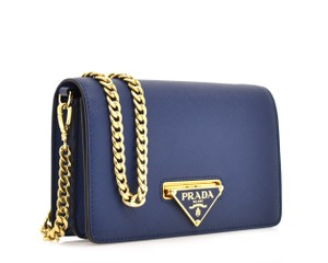 576fe9da89ce9c Blue Prada Bags - 70% - 90% off at Tradesy