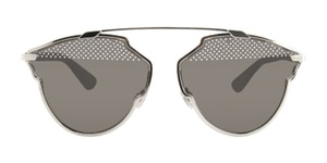 Dior NEW Dior So Real Studded Silver