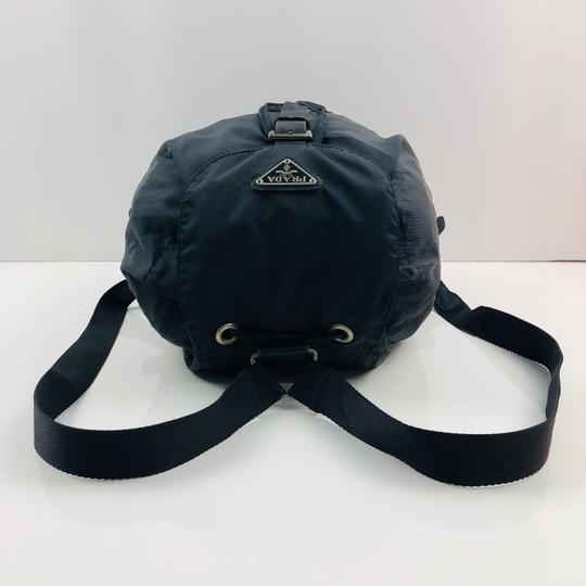 Prada Nylon Backpack Image 4