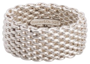 Tiffany & Co. Somerset Mesh Sterling