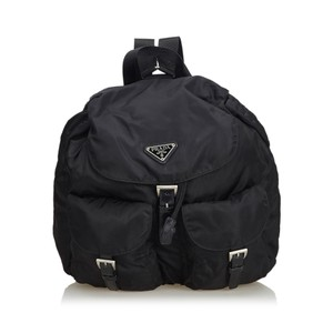 498885ea3d24 Black Prada Backpacks - Over 70% off at Tradesy