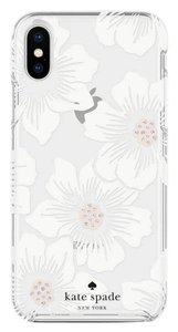 Kate Spade Kate Spade New York Floral Gem iPhone X/Xs Case