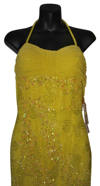 Preload https://item3.tradesy.com/images/scala-yellow-46731-long-formal-dress-size-6-s-253727-0-0.jpg?width=400&height=650
