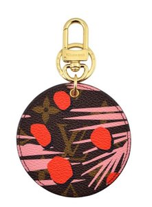 Louis Vuitton Limited Edition Jungle Dots Illustré Charm