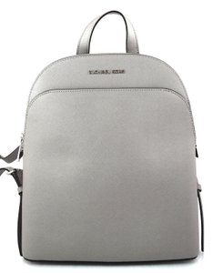 a9bd15122914 White Leather Michael Kors Backpacks - Over 70% off at Tradesy